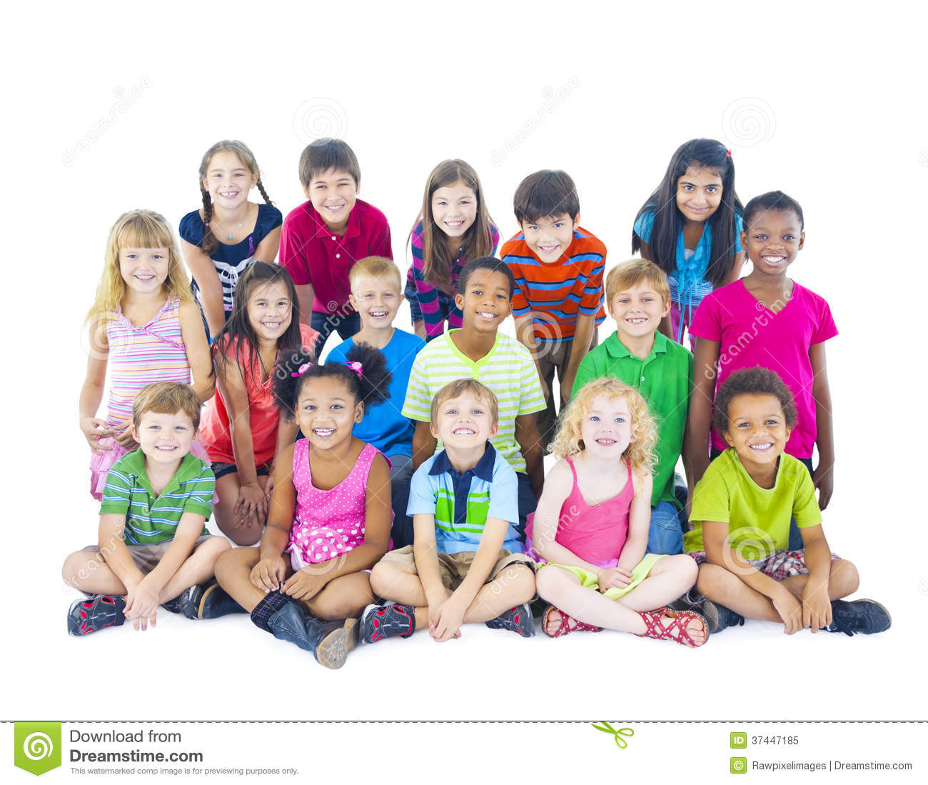 the diversity of children's backgrounds in