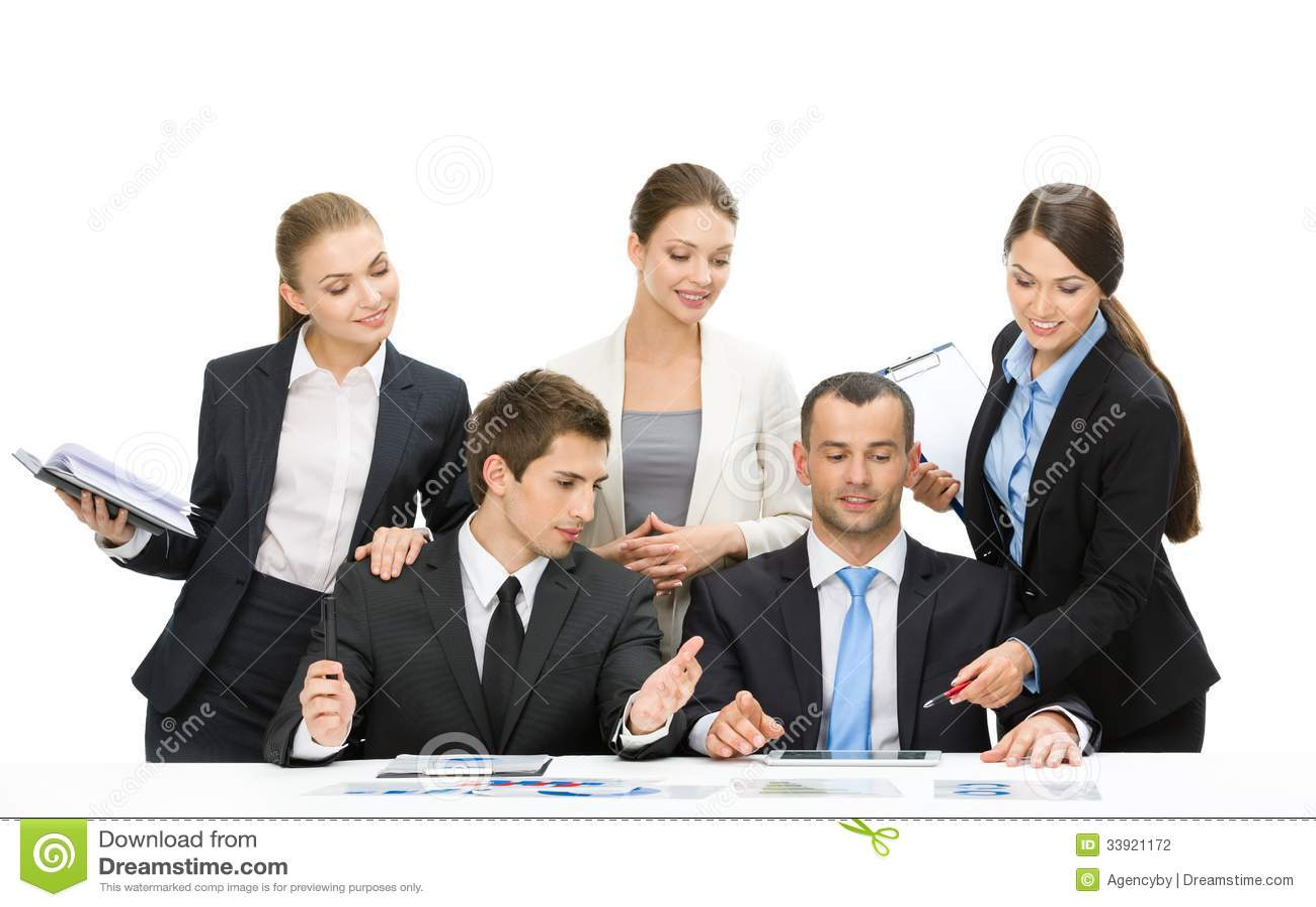 Executives Group 4