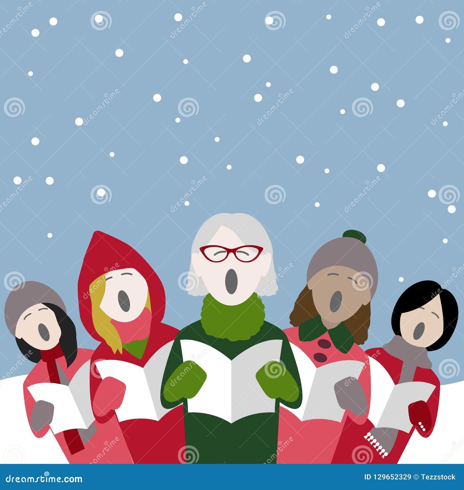 Snow singers