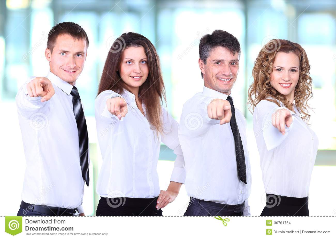 Group Of Four People 73