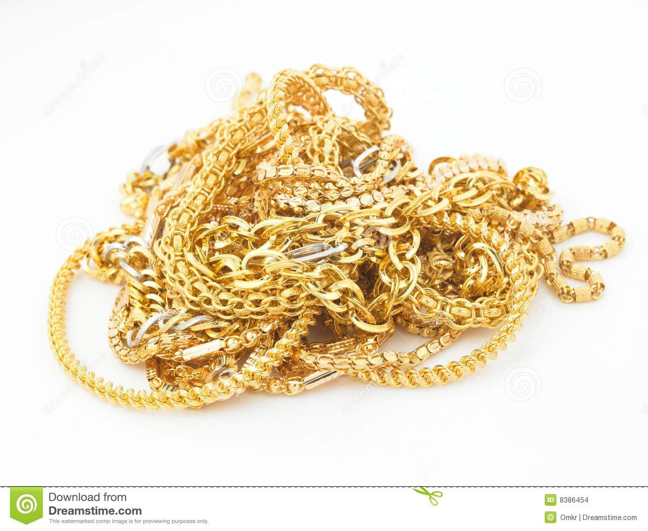 solid necklace yellow chains chain gold inches main herringbone
