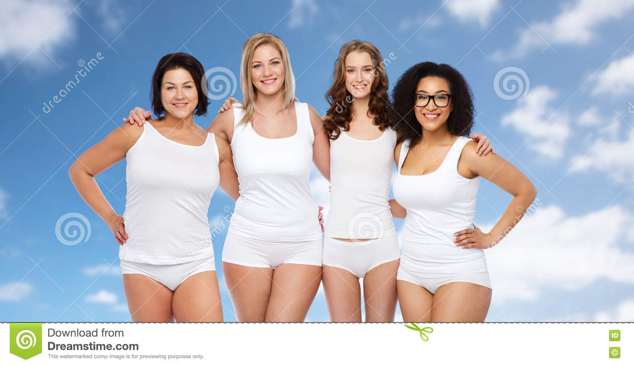 Body Image Of Women