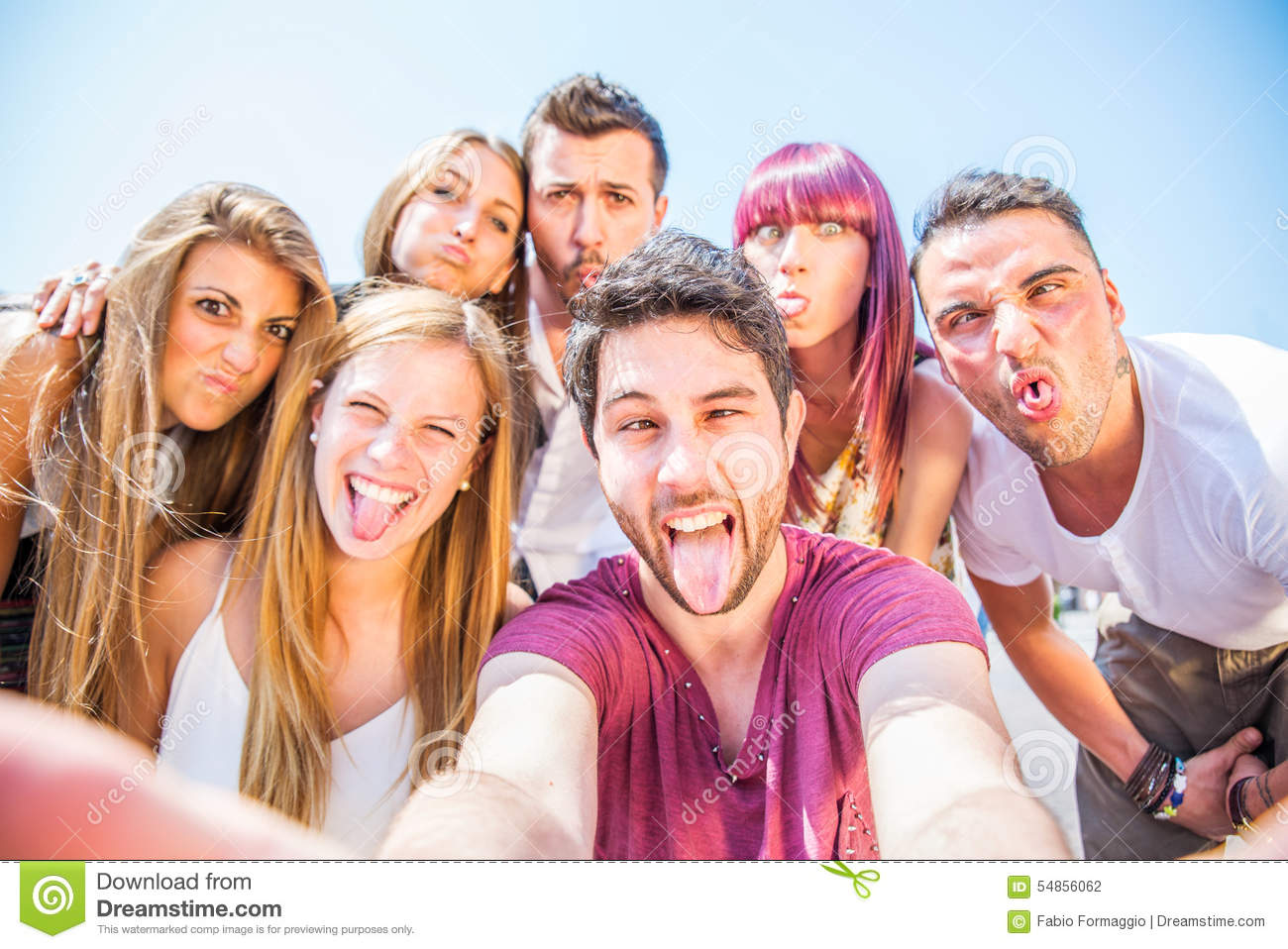 Funny Group Of People 59