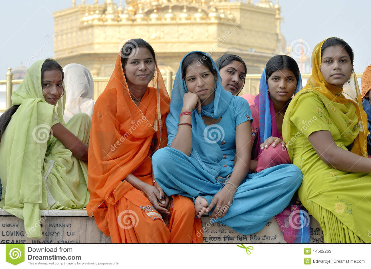 Group Of Indian Girls Editorial Stock Photo Image Of -2526