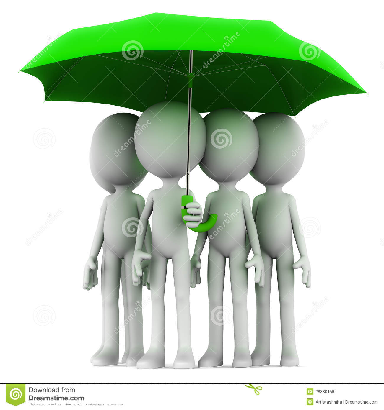 Group Insurance Royalty Free Stock Images - Image: 28380159