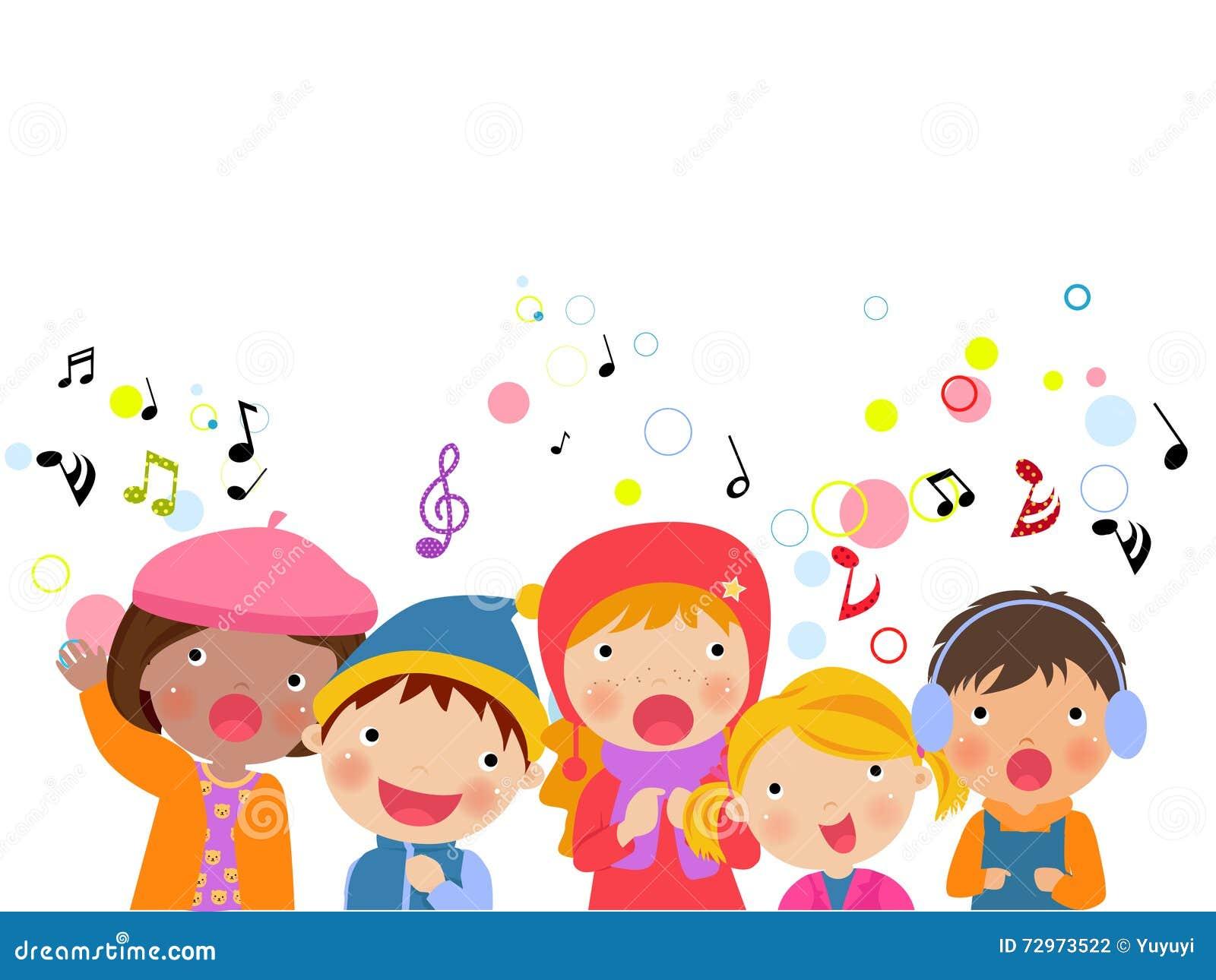 Chorus Stock Illustrations – 813 Chorus Stock Illustrations, Vectors ...