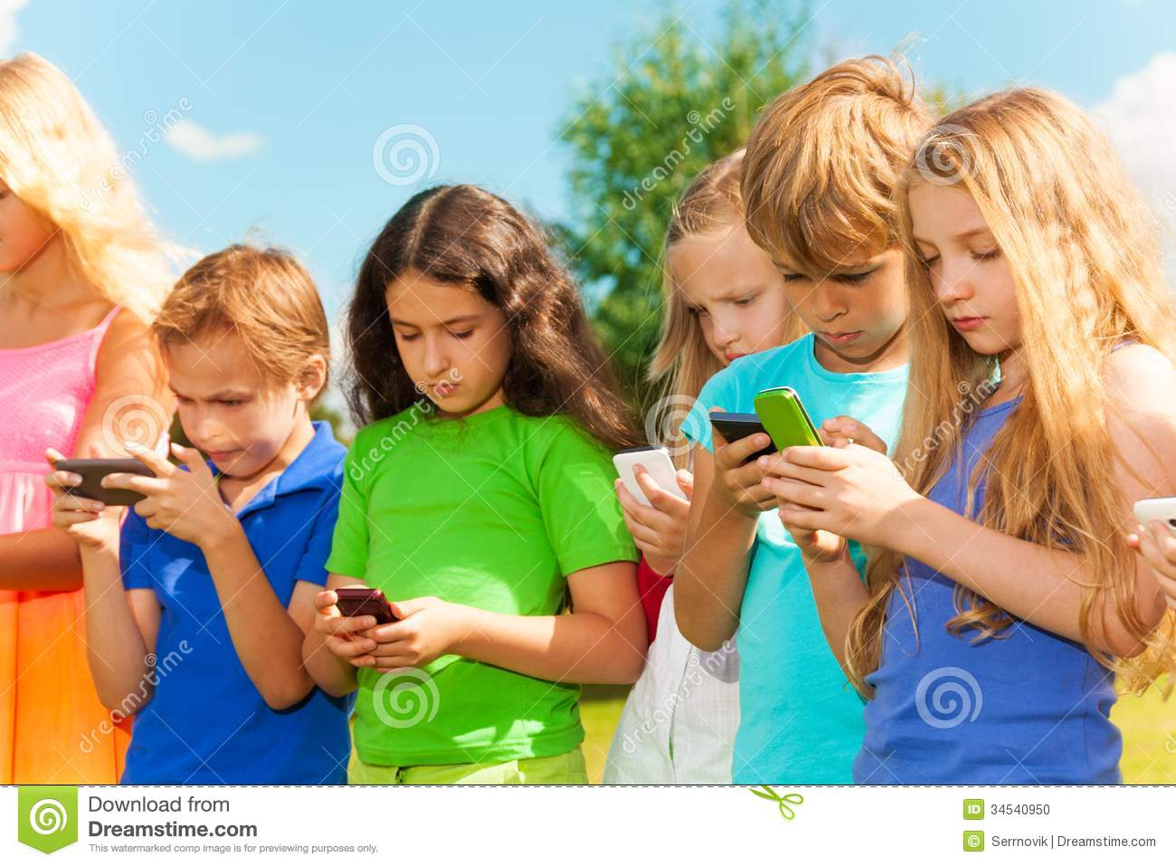 Of Sms Group Photo - 34540950 Kids Stock Image: