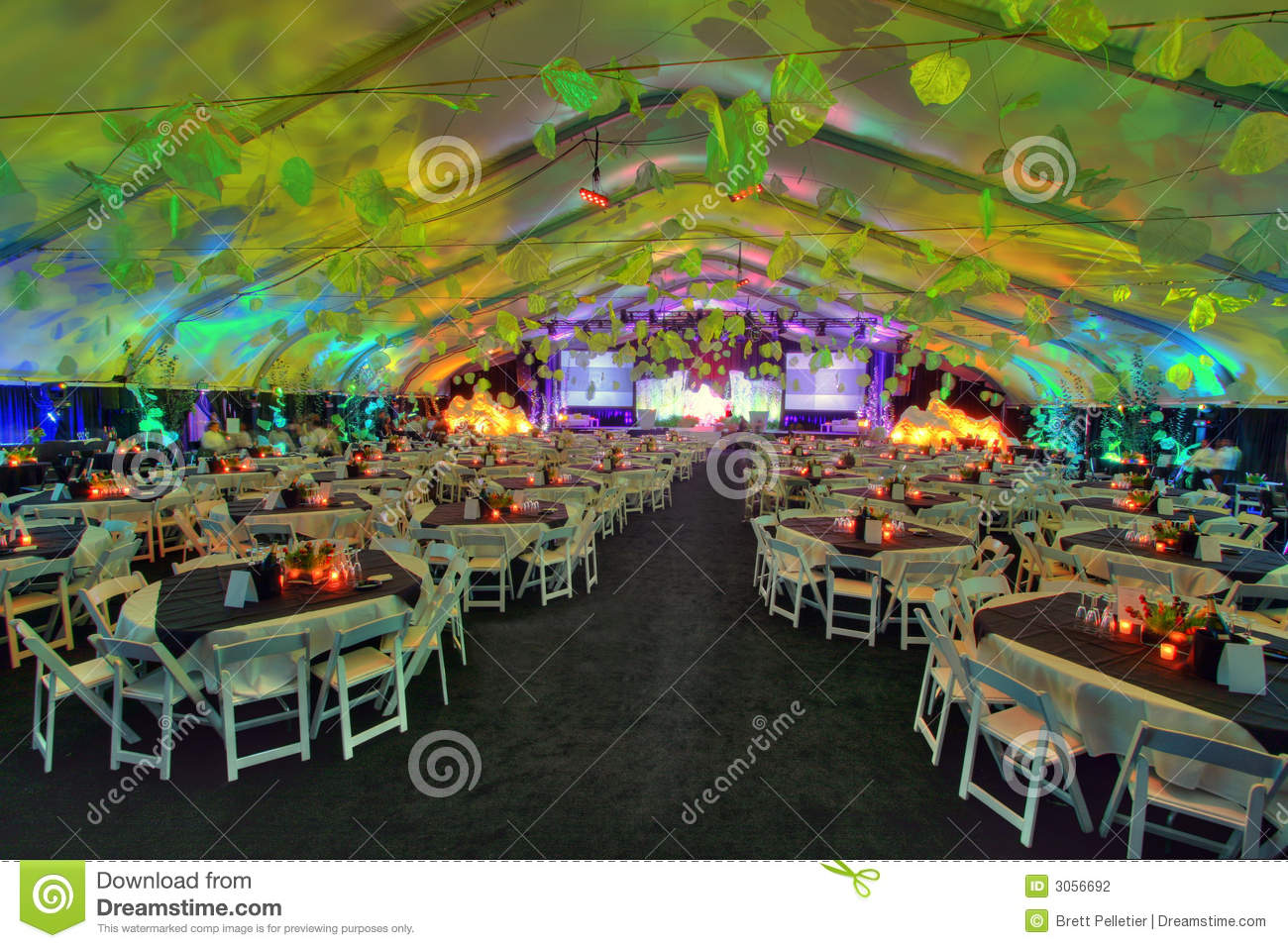 Group large party set