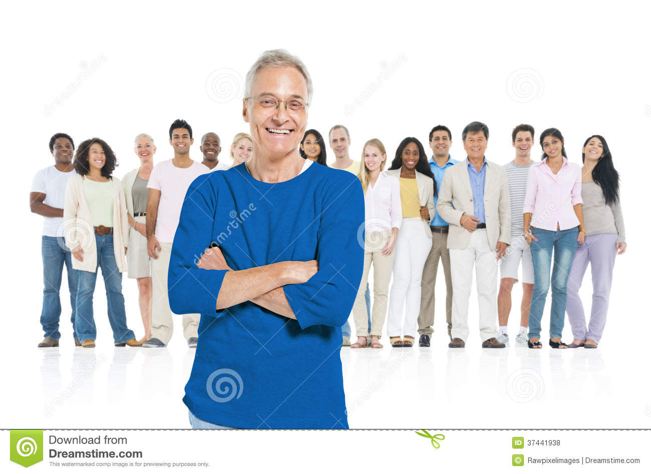standing out in a group However, there is a minority group of employees who really step up and contribute in any way they can so, how can you stand out at work  if you want a chance to advance in your company, you will have to be a part of that latter group.
