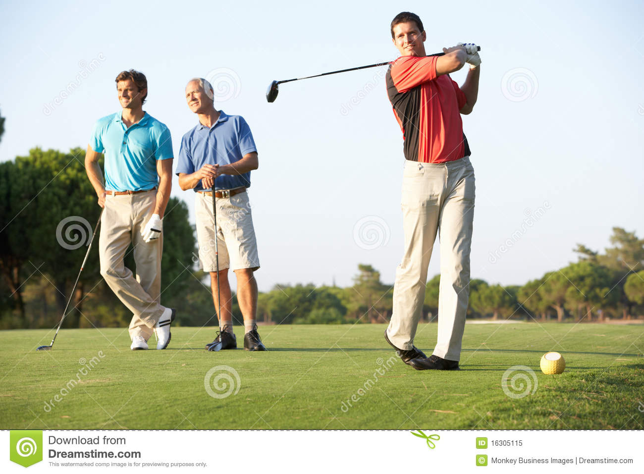 How to Play Golf - Learn to Play Golf Game Online