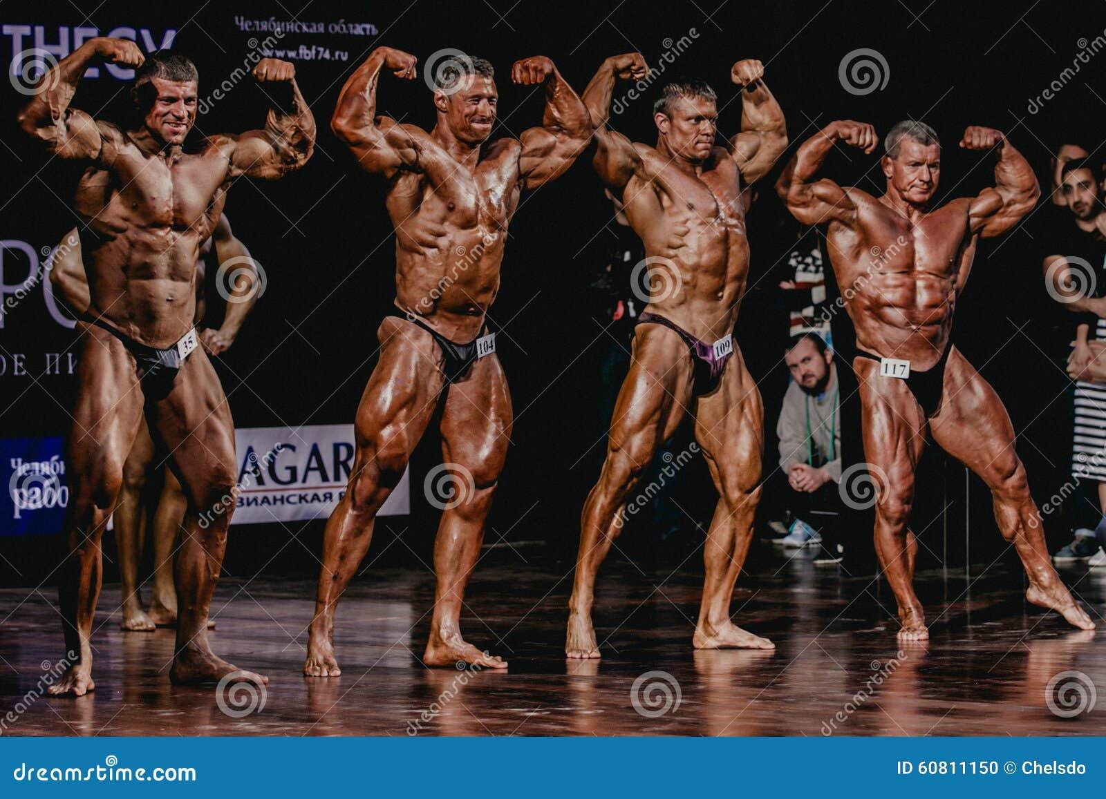 Bodybuilding Group 15