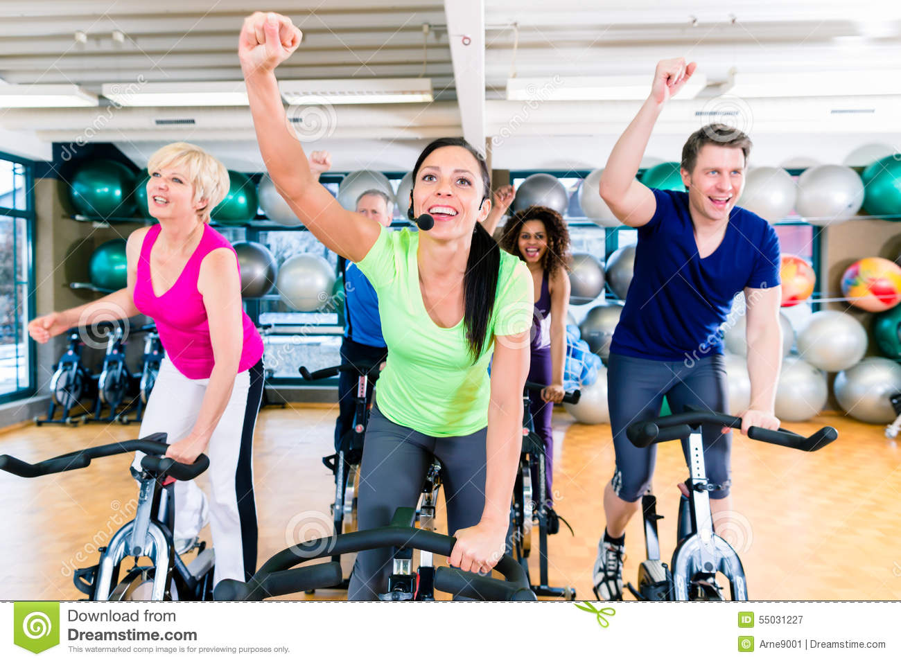 how to start cycling at the gym