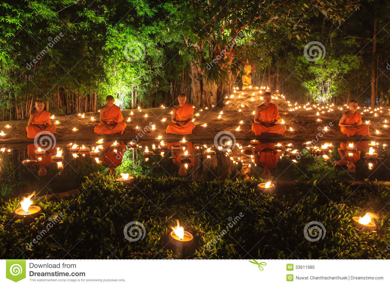 Group of monks editorial image. Image of news, decoration ...