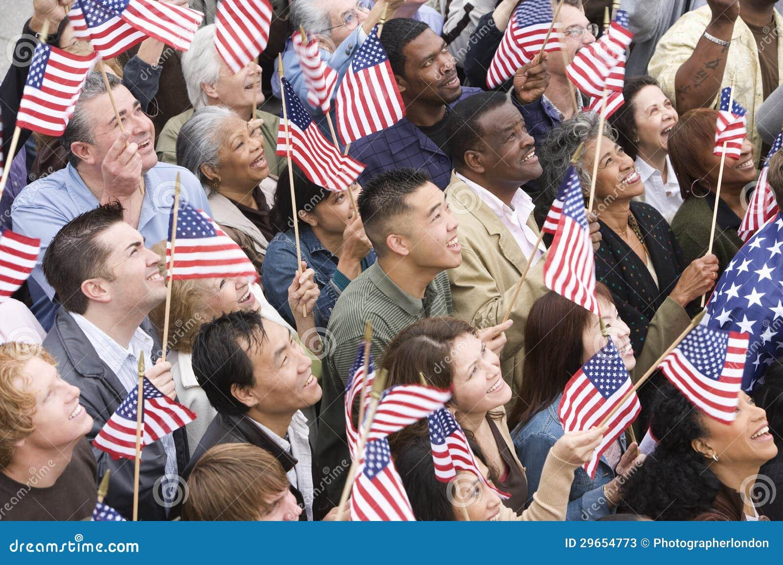 Group Of Multi Ethnic People Stock Image - Image of senior ...