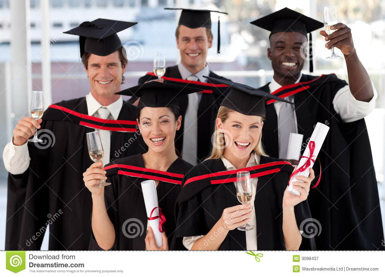 group of people graduating from college royalty stock group of people graduating from college