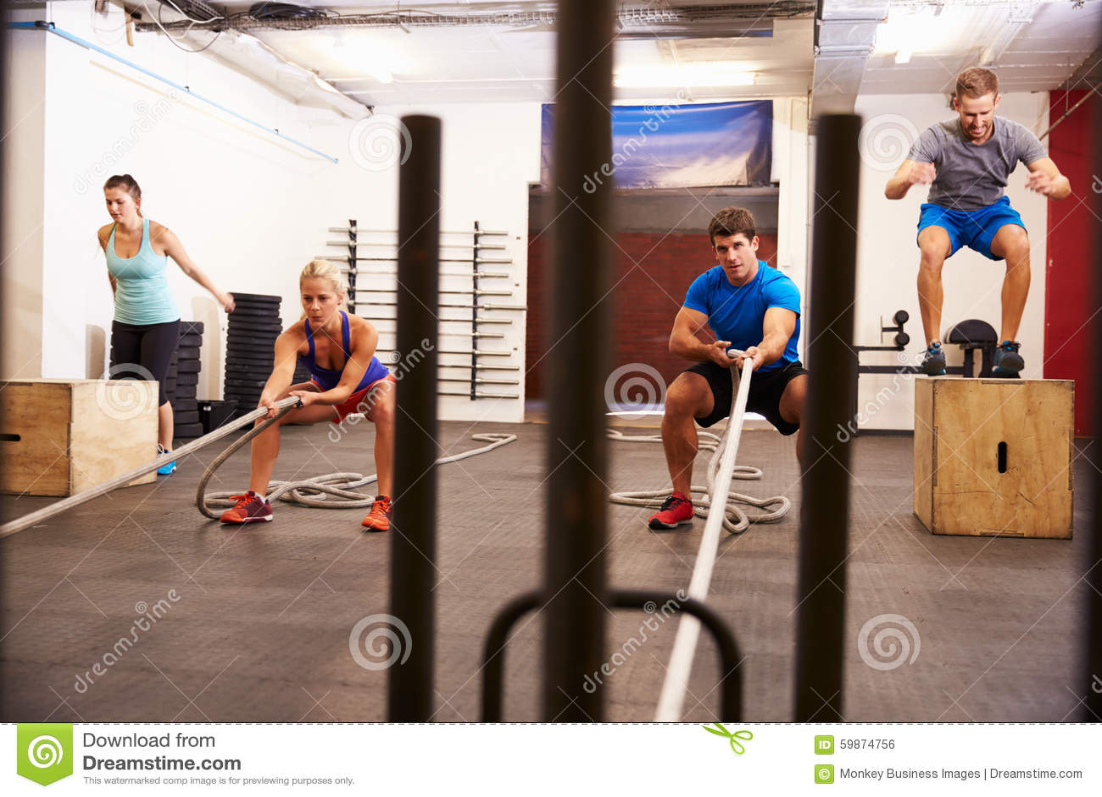 Circuito Gym : Gimnasio en circuito