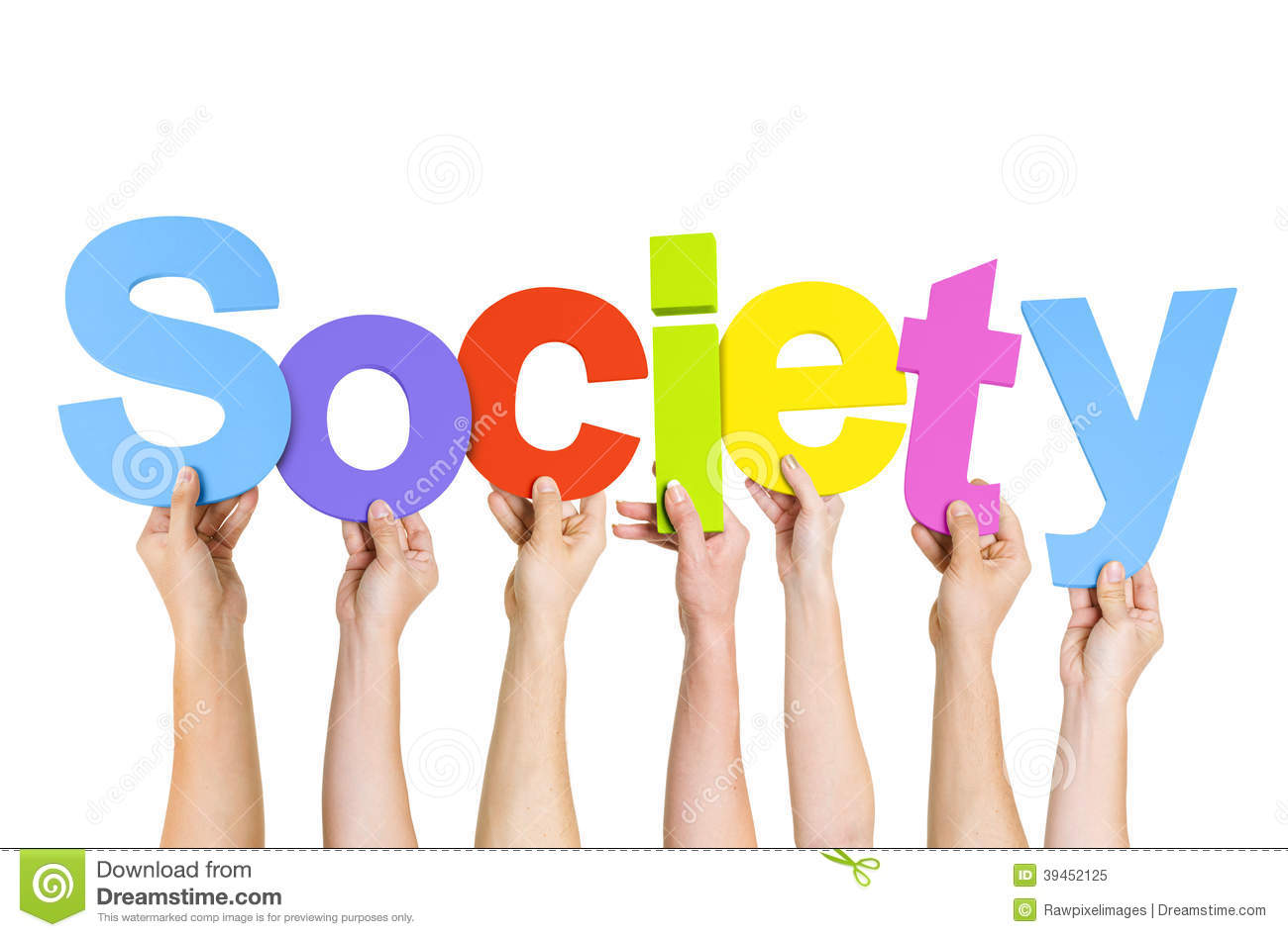 group of people holding the word society stock photo best free vector clipart download site free vector clipart download