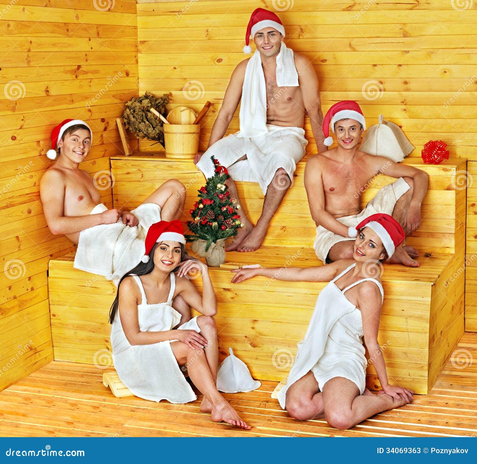 Девушки отдыхают в сауне фото новейшее 7