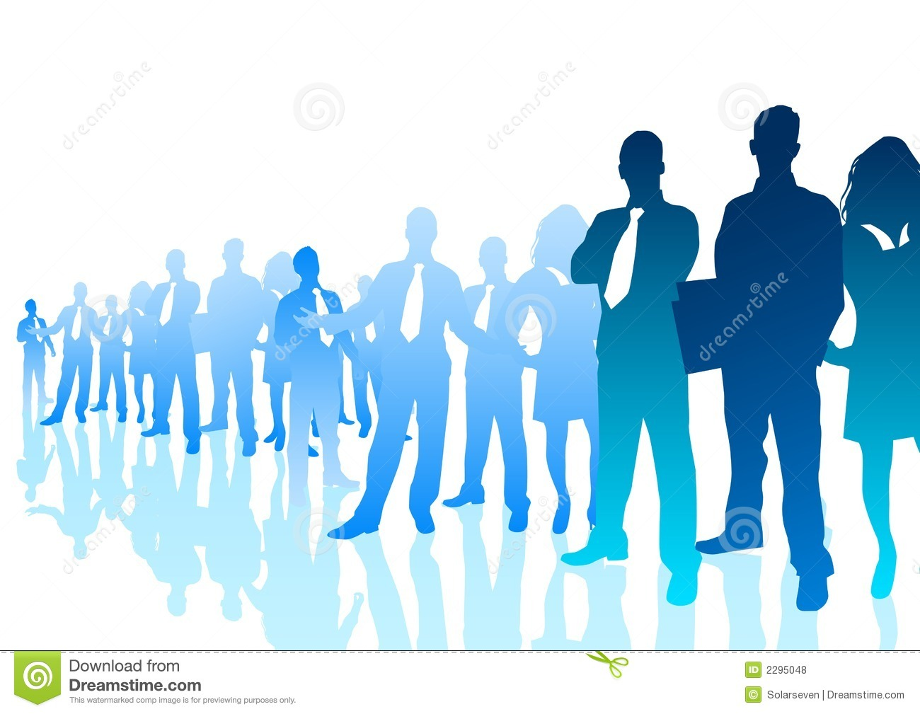 group of professionals stock vector illustration of adults 2295048