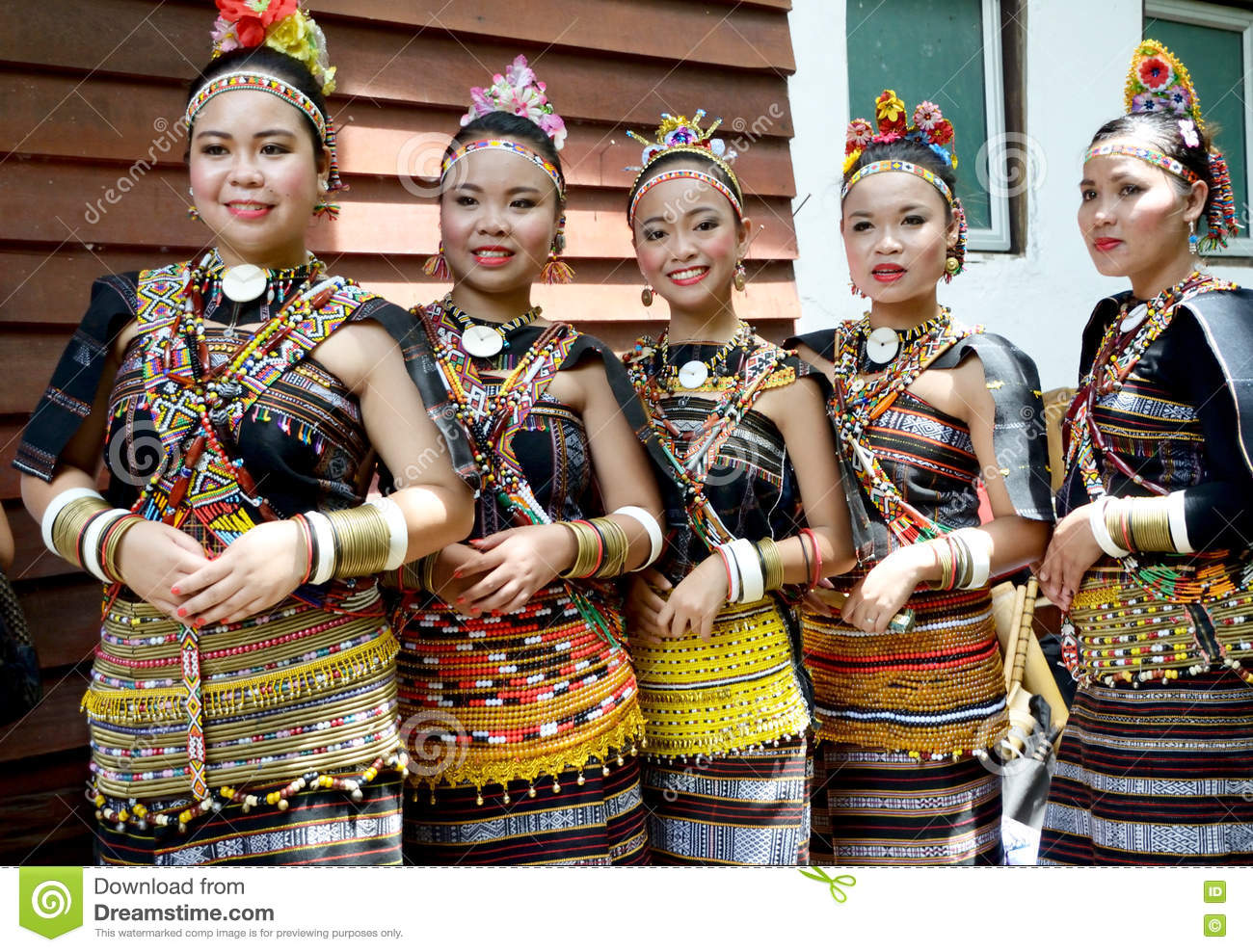 The exotic ethnic culture of sarawak essay