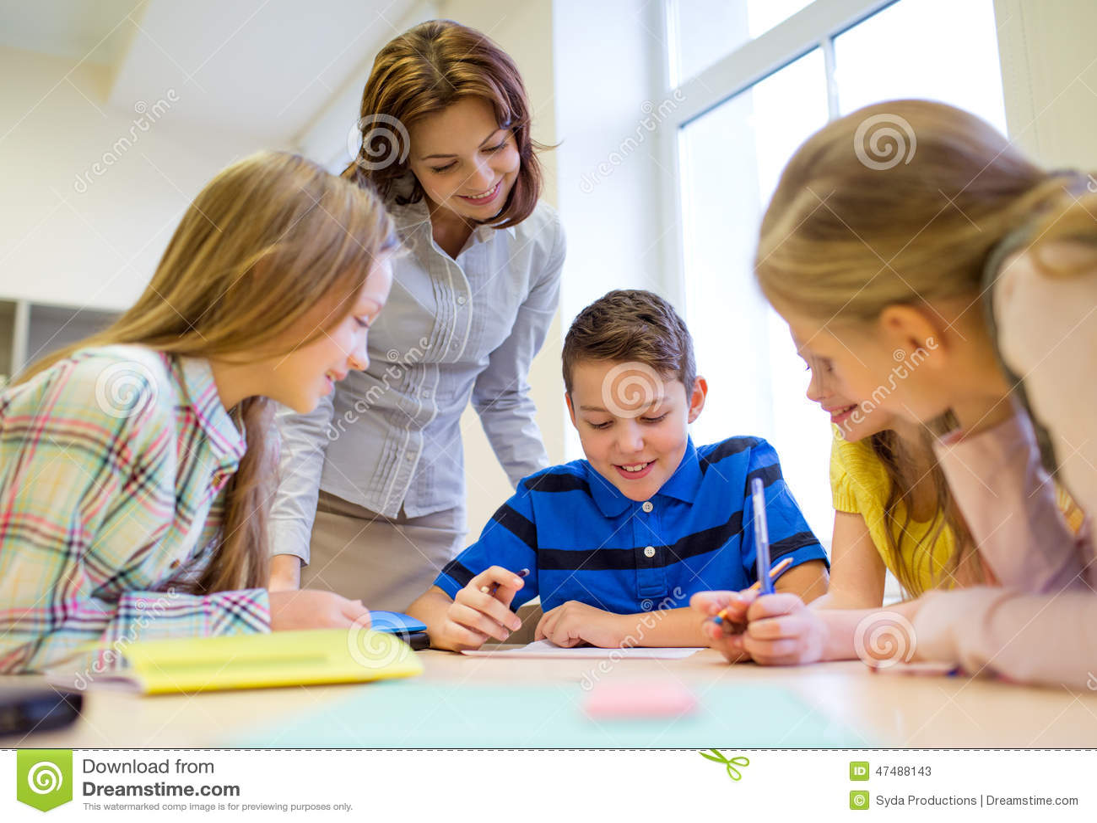 essay test for elementary