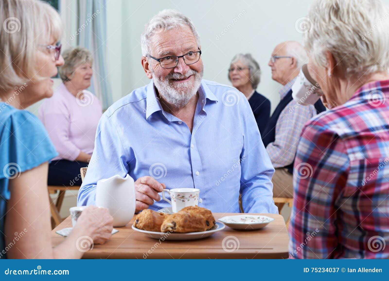 Seniors meet