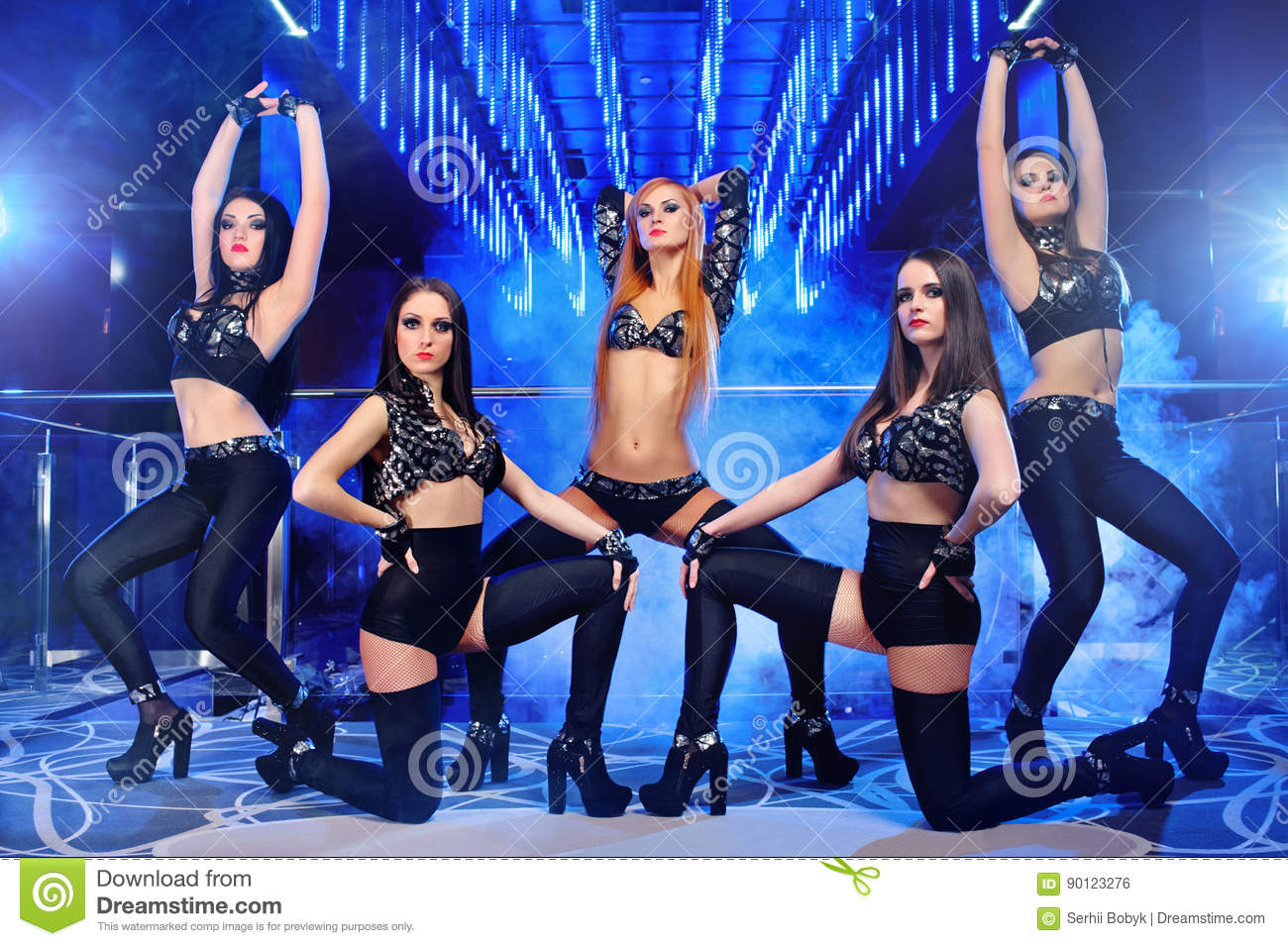 Sorry, exotic girl dancers group for that