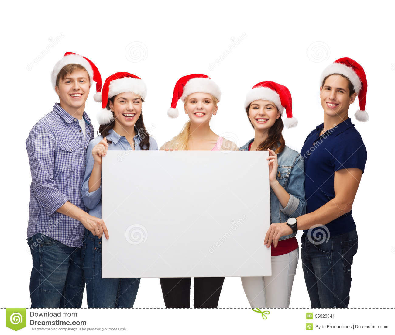 Teamwork Christmas Cards