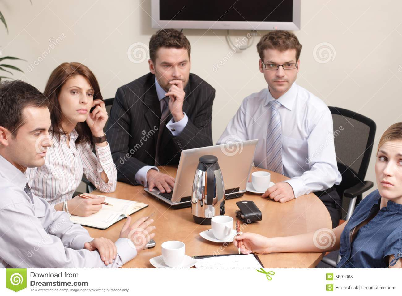 Group solving problems royalty free stock photo image 5891365
