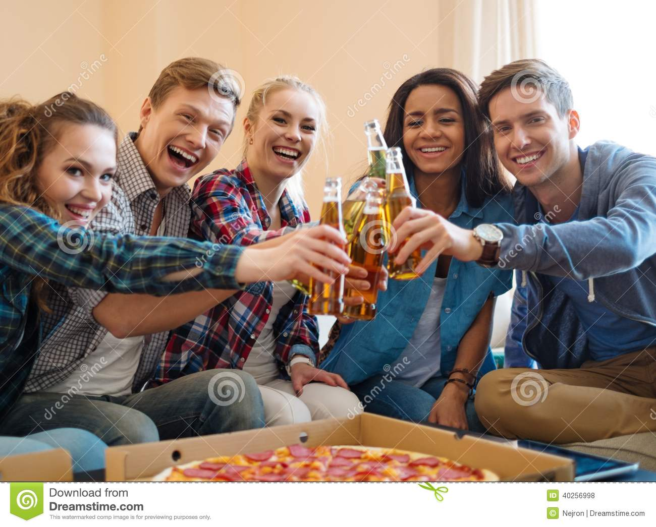 group of students party stock photo image 40256998