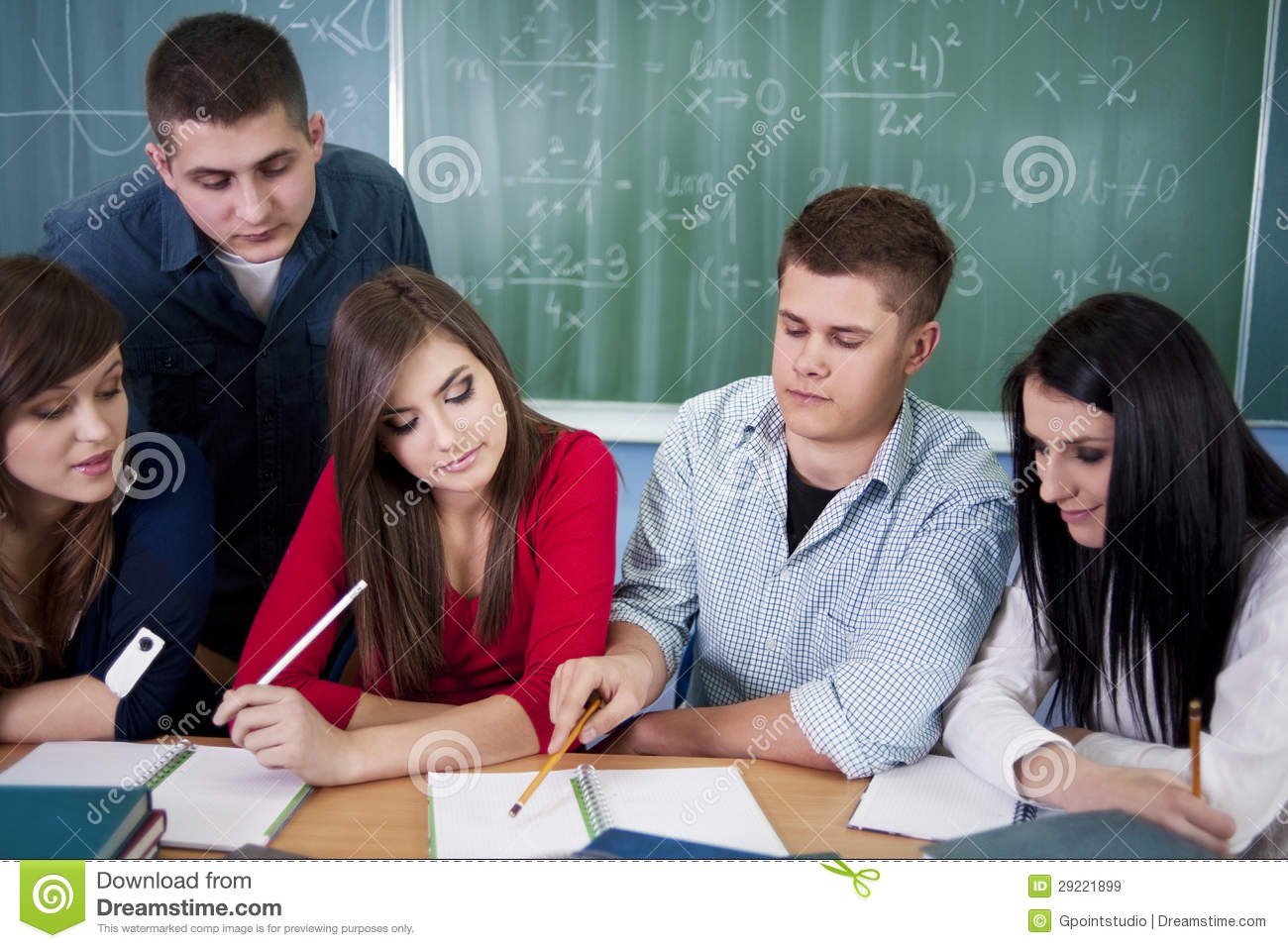 group students working together classroom 29221899 The Latest On Swift Secrets Of acemyhomework expertpaperwriter
