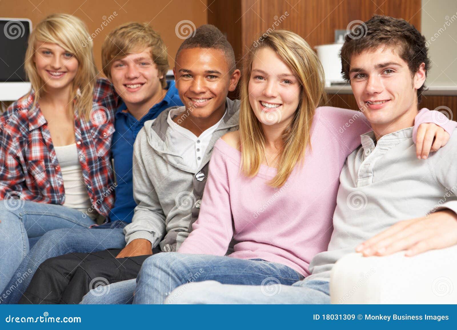 Фото подростков домашние 20 фотография