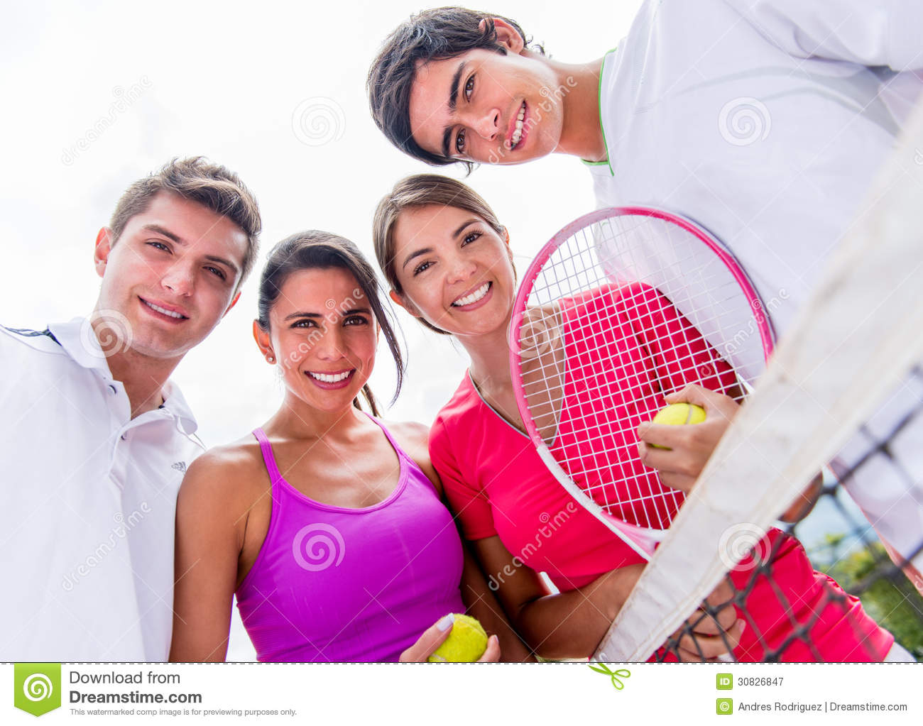 Group Tennis 14