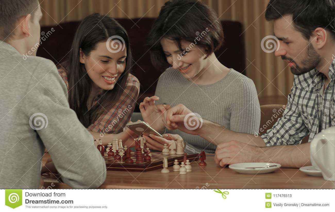 Video chess adult