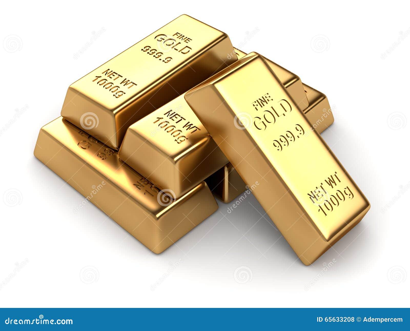 Groupe de bars d or