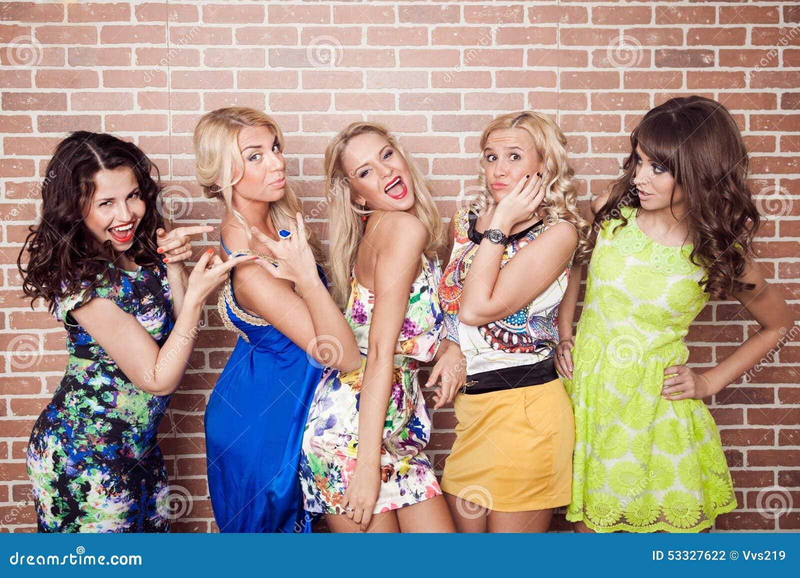 femmes Groupe de