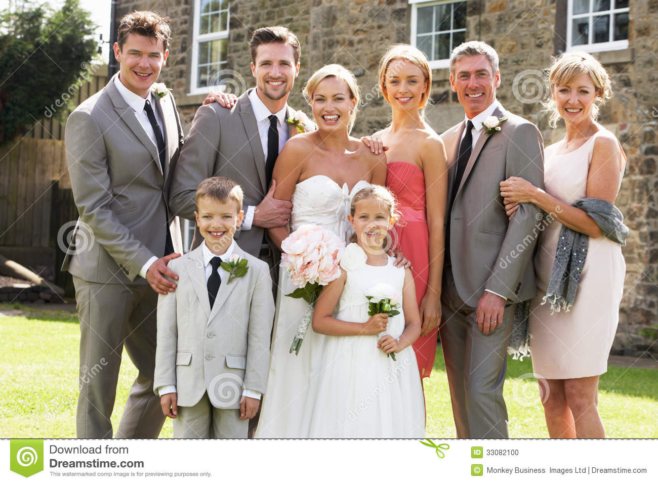 Populaire Photo mariage famille - Photographie DW55