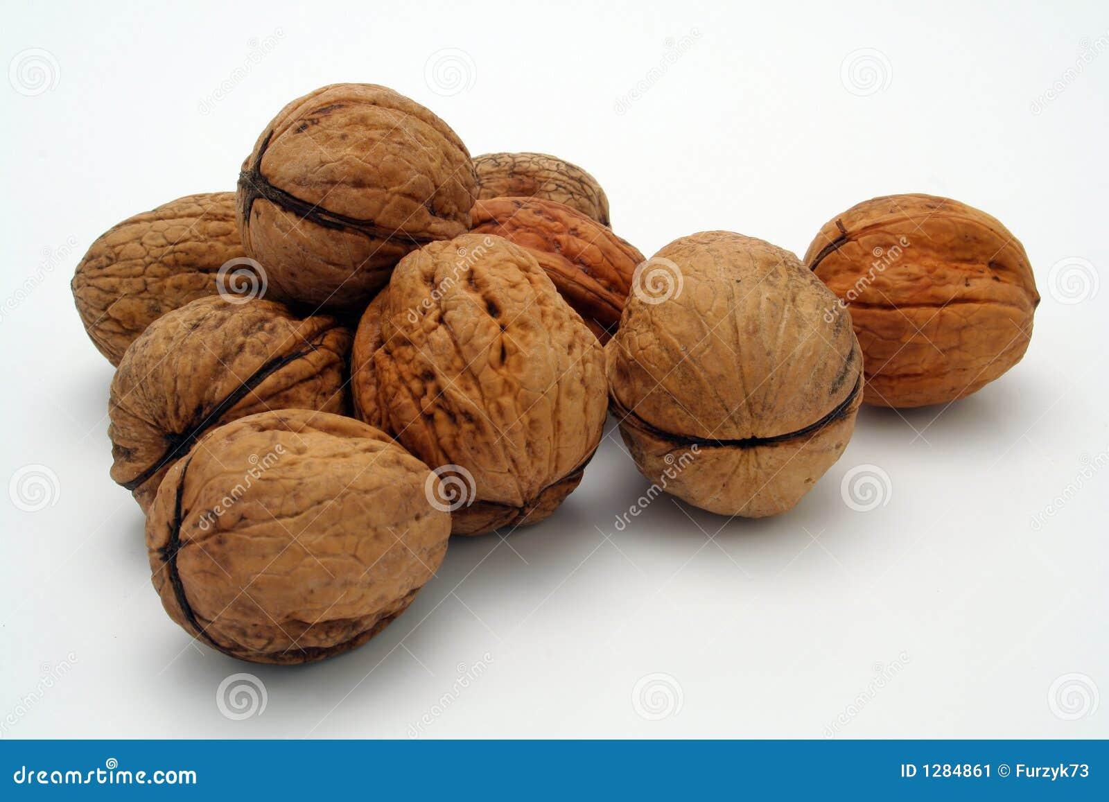 Groupe de noix