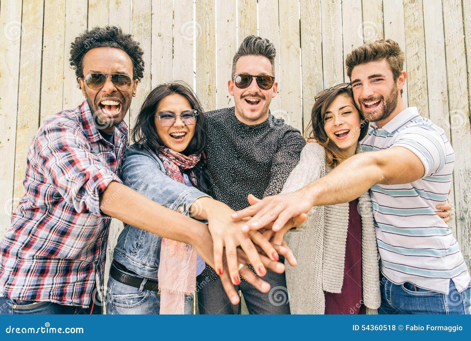 Groupe de personnes