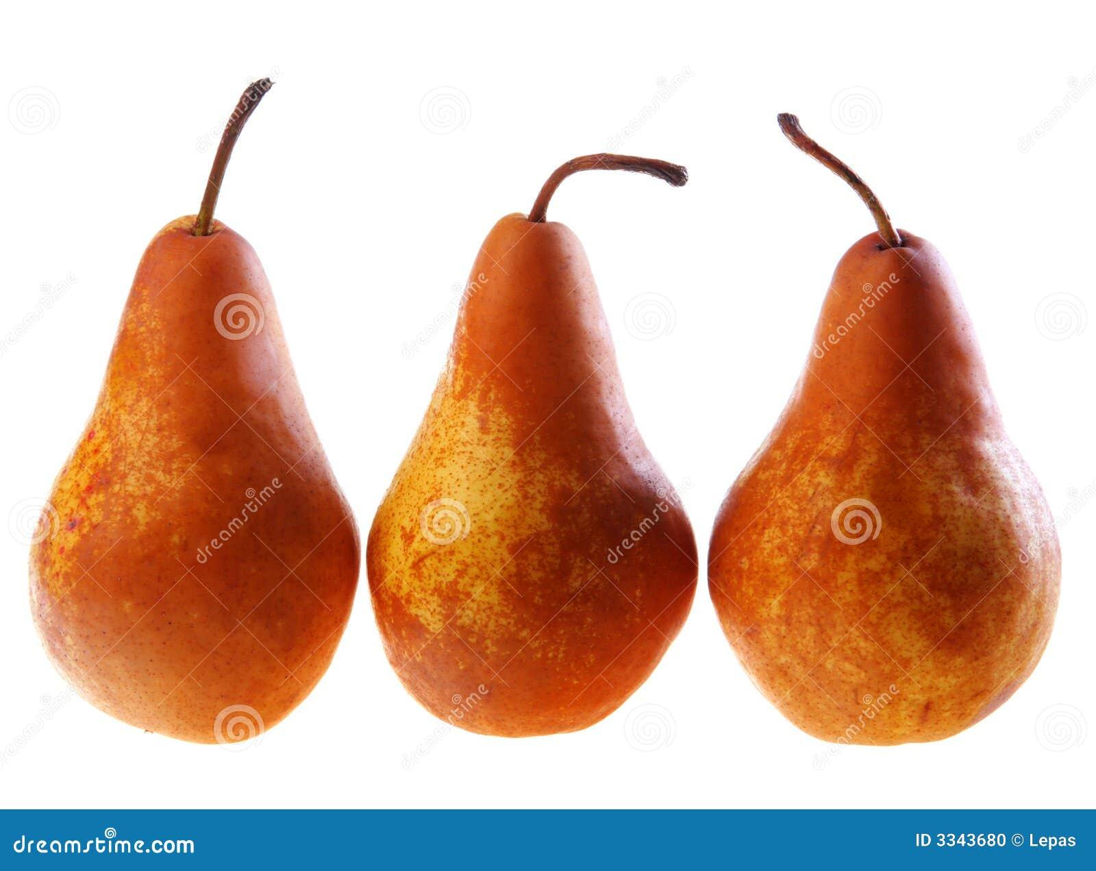 Groupe de poire