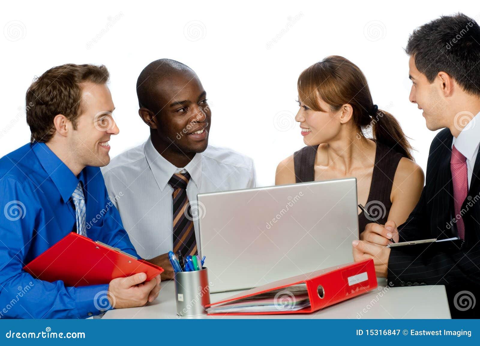 Groupe de professionnels