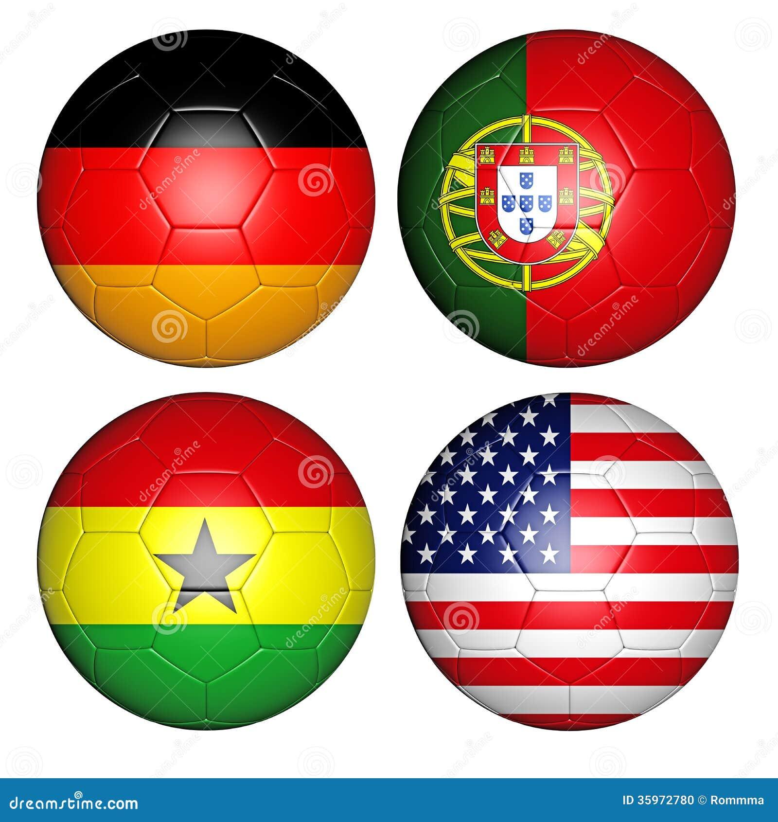 Groupe G de la coupe du monde 2014