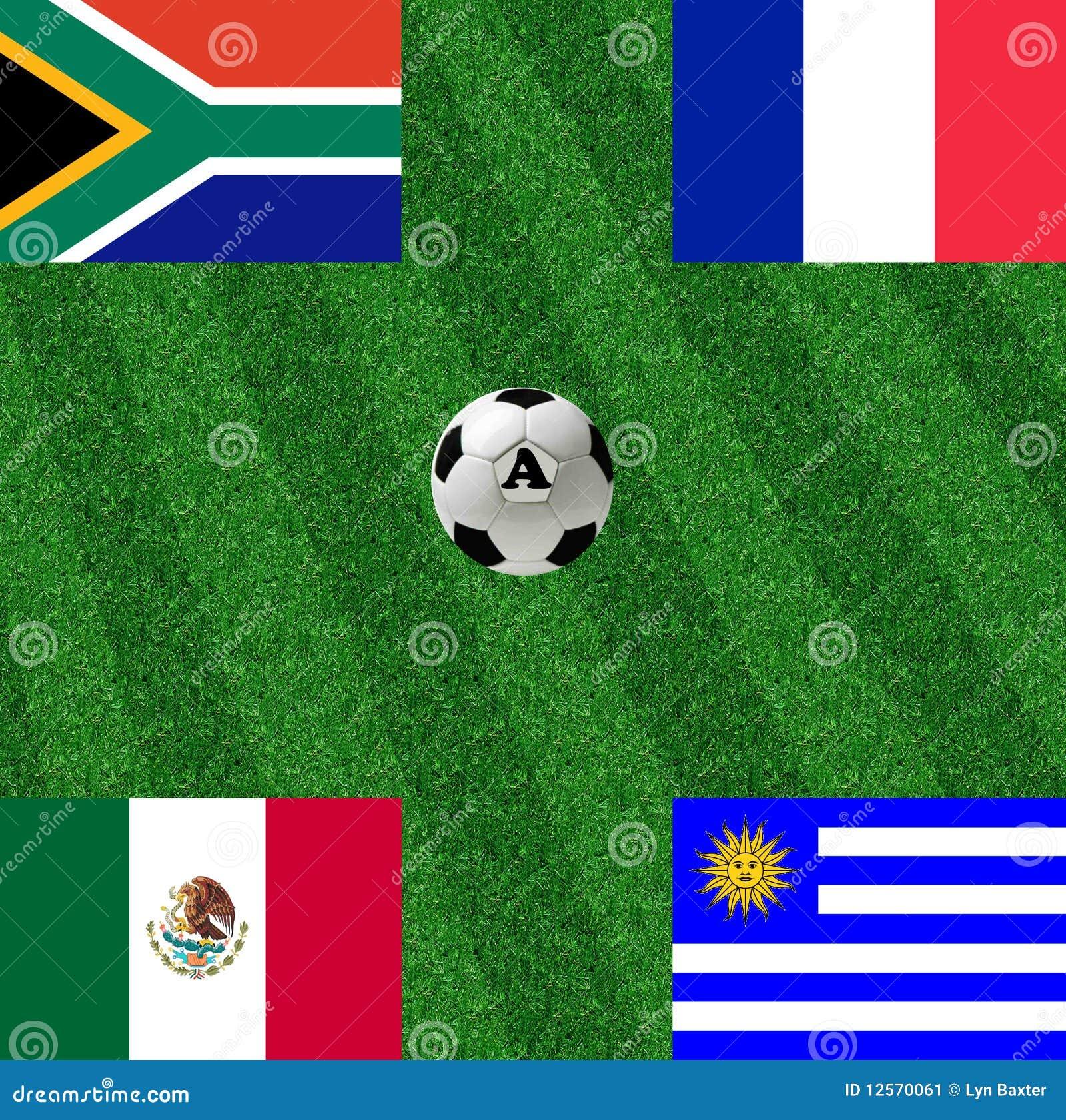 Groupez A de la coupe du monde