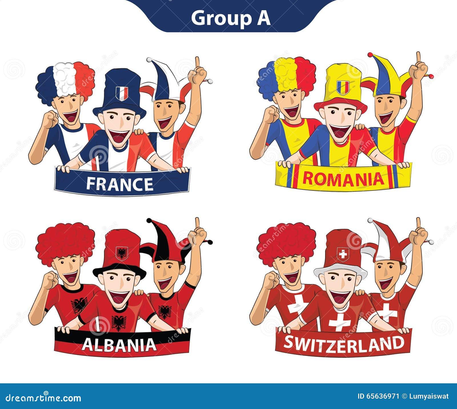 Groupez un euro 2016