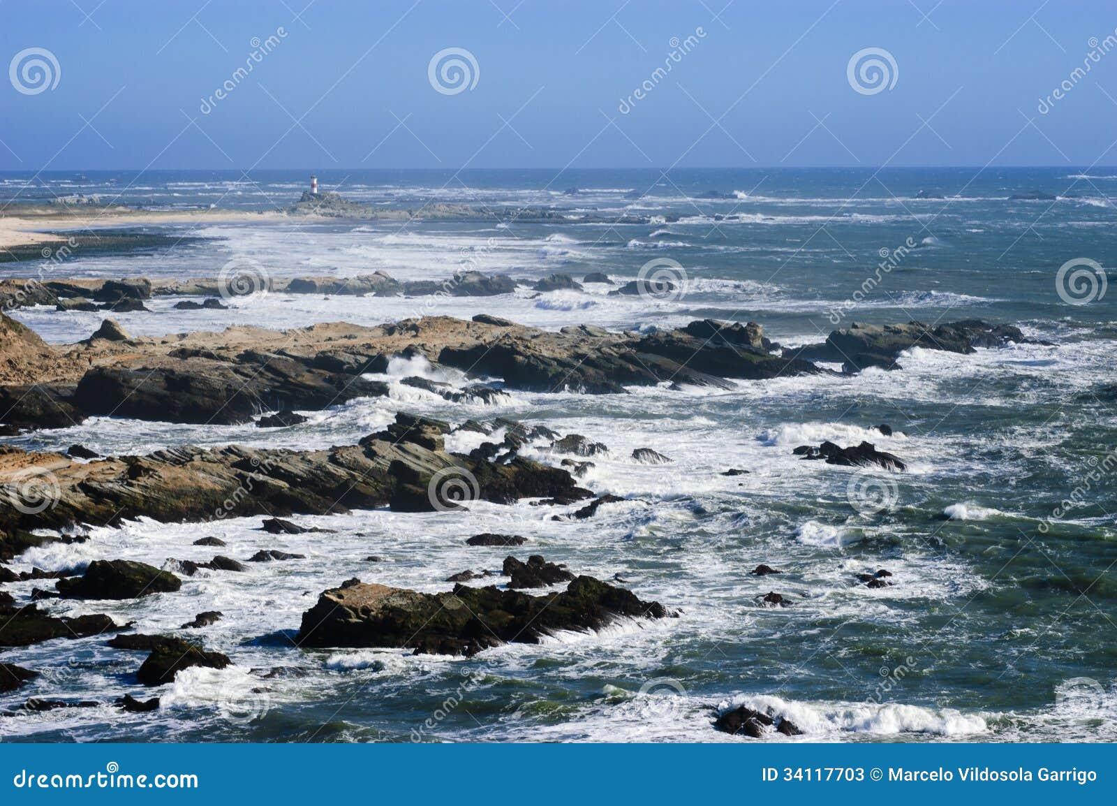 Grovt hav