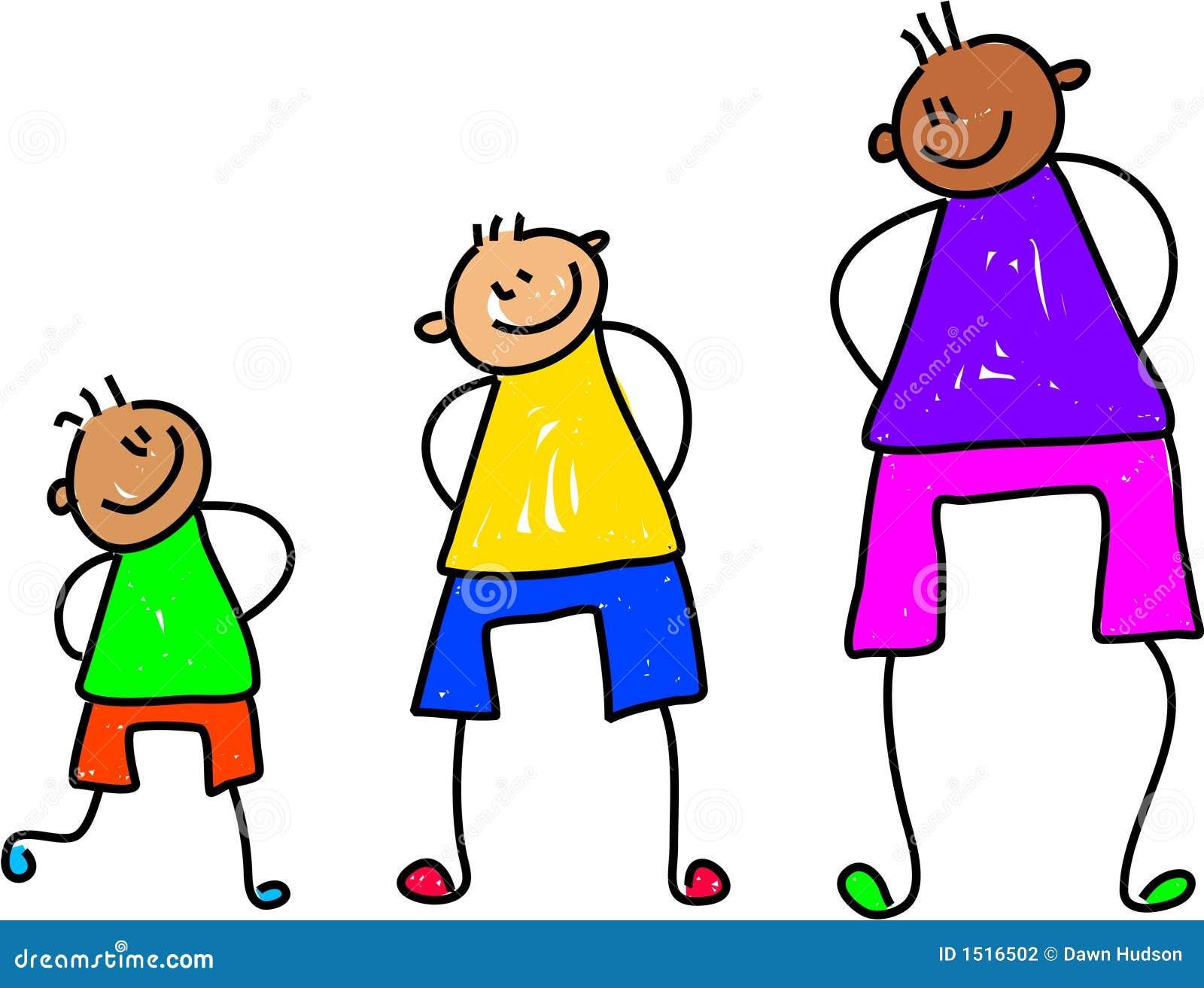 Growing Boys Stock Photography - Image: 1516502