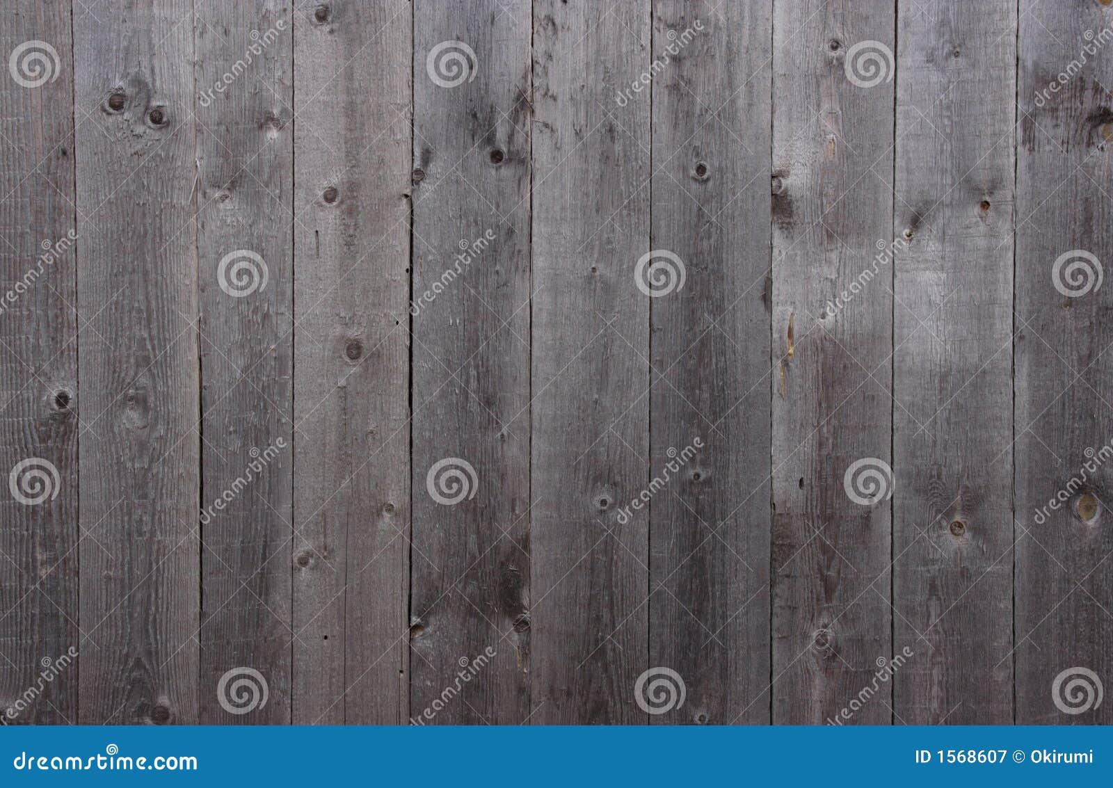 Grått trä för staket royaltyfri fotografi   bild: 1568607