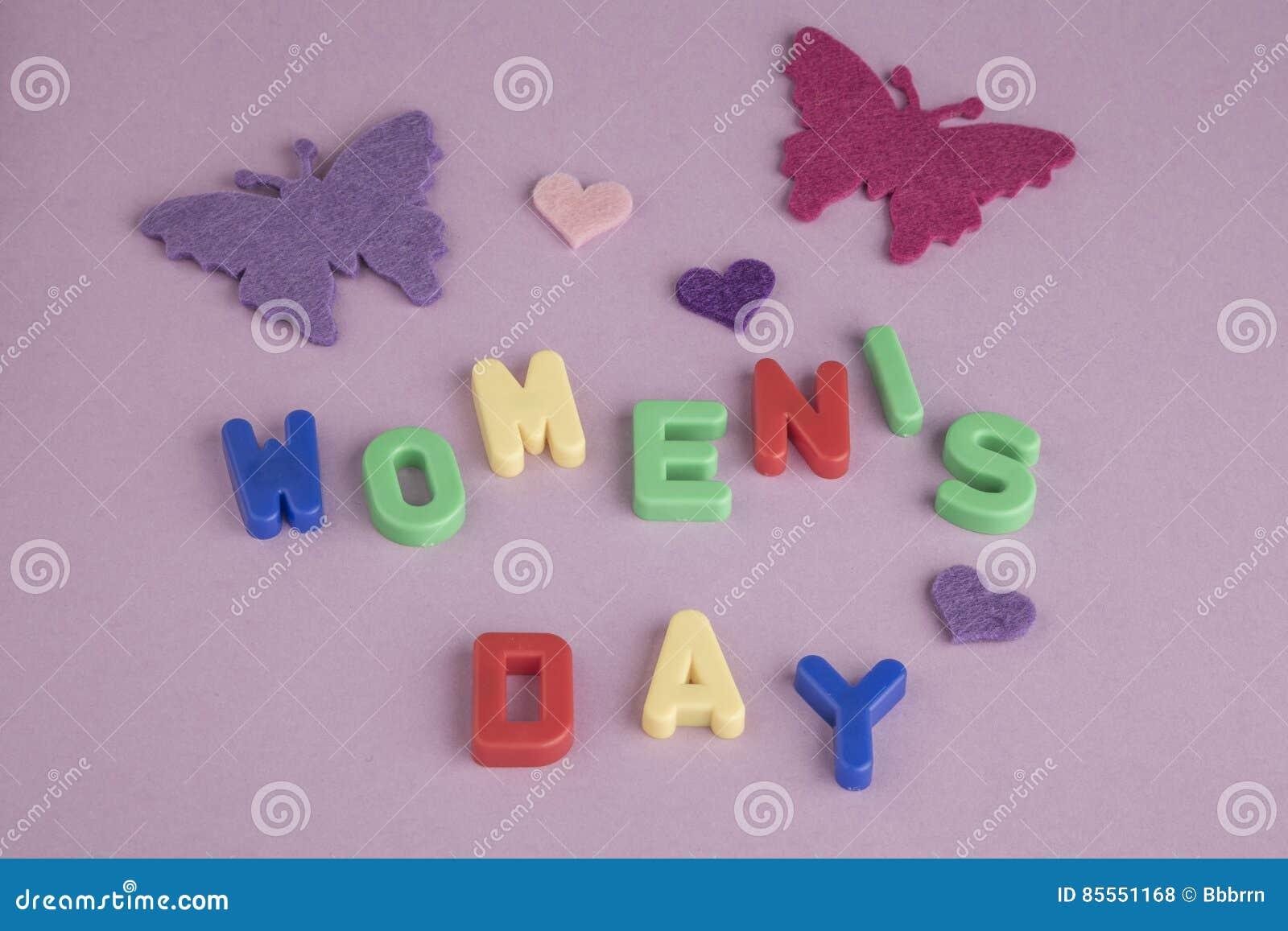 Gruß der Frauen Tages