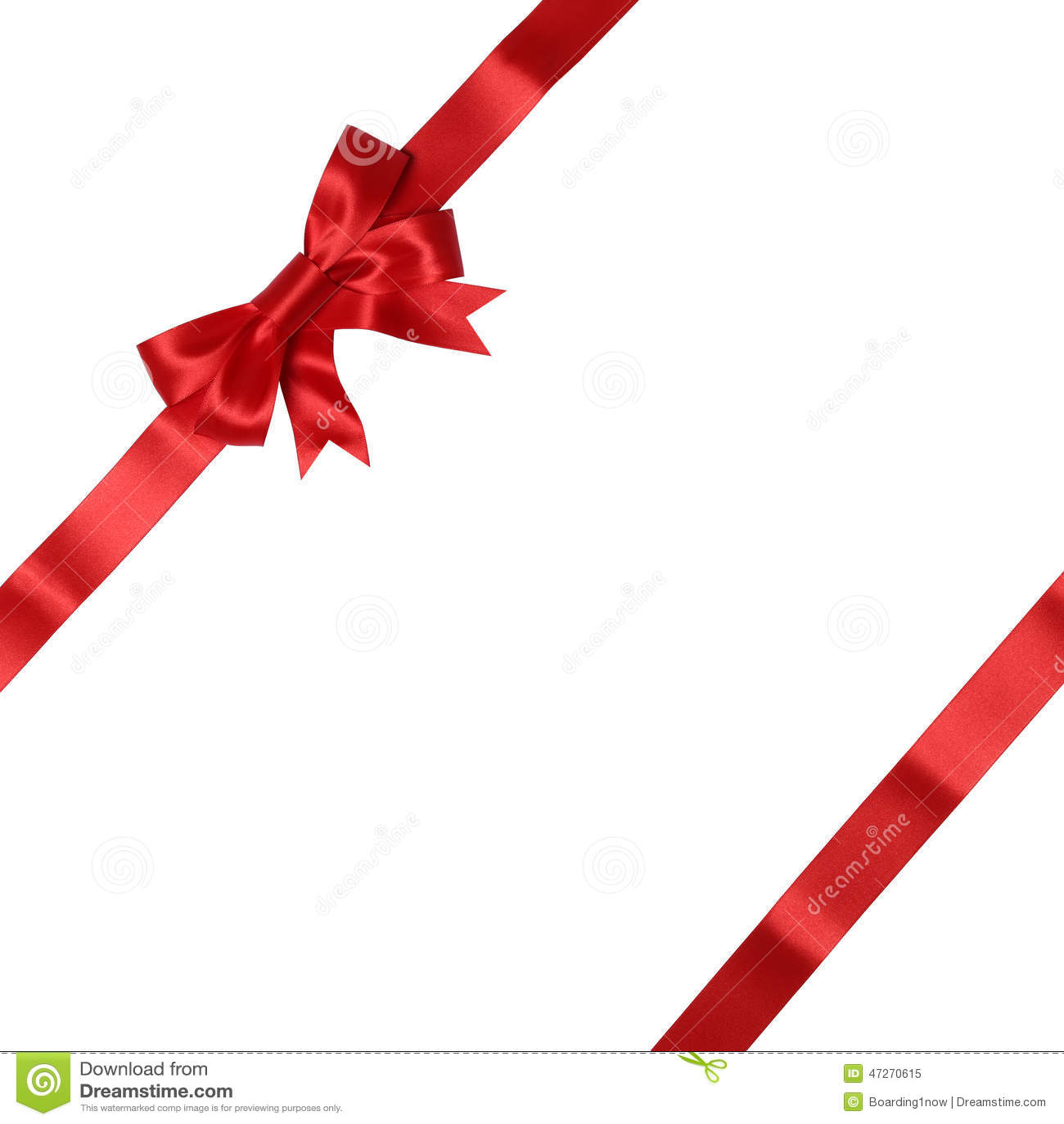 Grußkarte Auf Geschenk Mit Bogen Für Geschenke Auf Weihnachten Oder ...