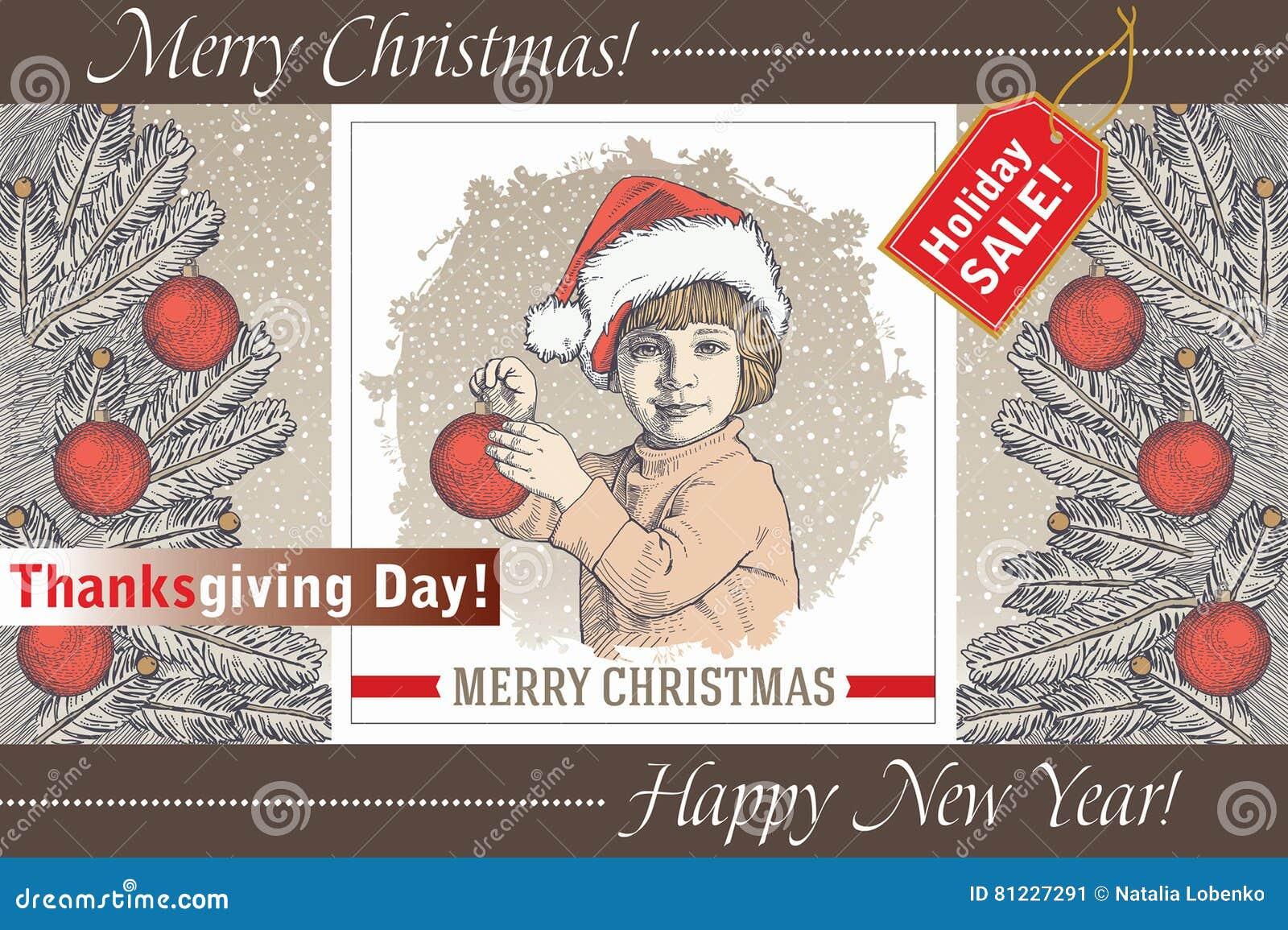 Frohe Weihnachten Familie.Grußkarte Rahmen Frohe Weihnachten Des Glücklichen Neuen Jahres